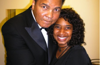 Thyonne Gordon & The Greatest Muhammed Ali